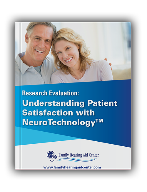 patient satisfaction neurotechnology