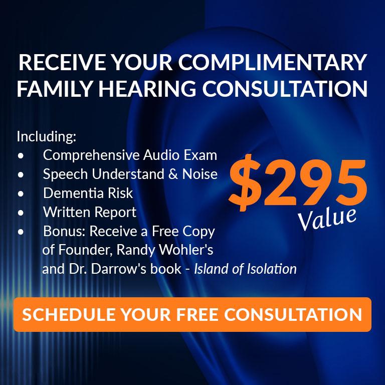 free family hearing consultation